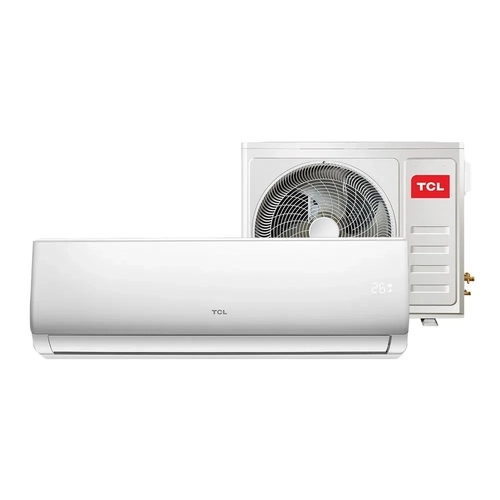 Ar Condicionado Split TCL 9.000 Btus Frio TAC-09CSA Tubos de cobre e Modo Dormir 220V
