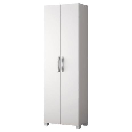 Armário Multiuso 2 Portas Branco NT4010 Notável Móveis