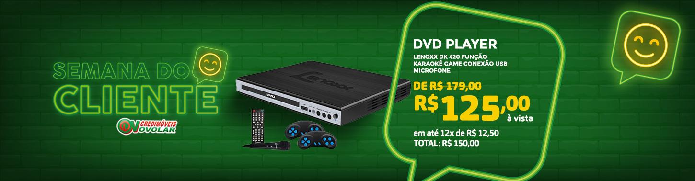 DVD Player Lenoxx DK 420