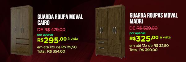 Guarda Roupa Moval