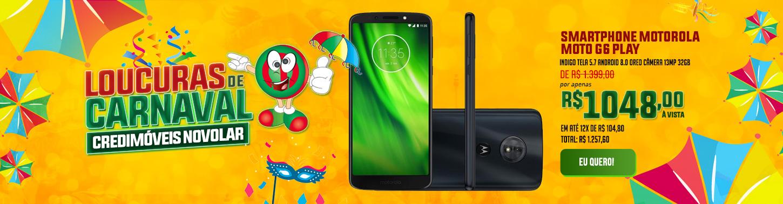 Smartphone Motorola Moto G6 Play Indigo