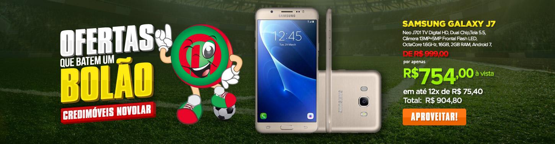 Smartphone Samsung Galaxy J7 Neo J701 TV Digital HD,