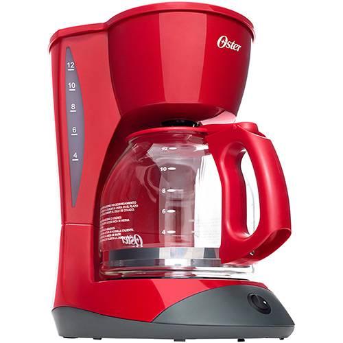 Cafeteira Elétrica Oster Red Cousine 1,8L 220V