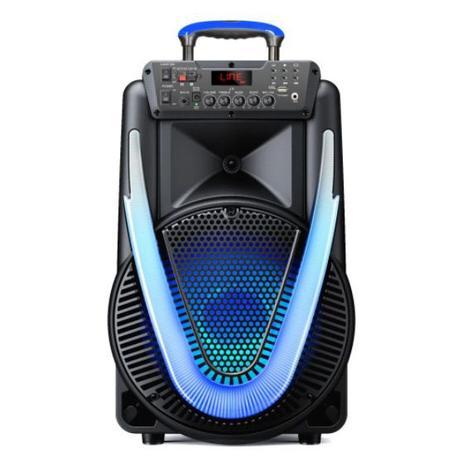 Caixa de Som Amplificada Multilaser Bluetooth Sunny II SP395 USB SD FM