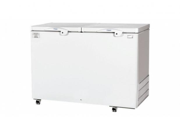 Freezer Horizontal Fricon Dupla Ação 411 Litros Branco HCED411