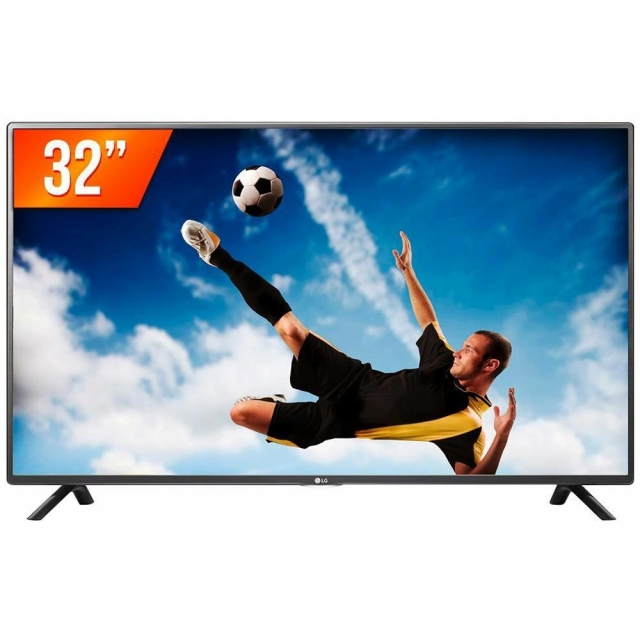TV LG 32 LED HD com USB, HDMI  32LW300C