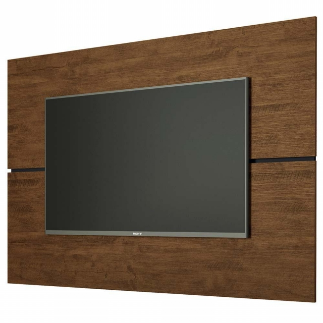 Painel Hb Moveis Dumond Canyon Preto