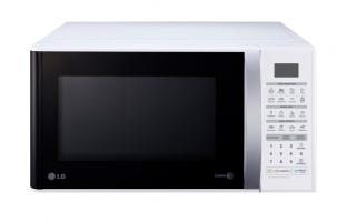 Micro-ondas LG EasyClean MS3052R 30 litros  Branco 220V