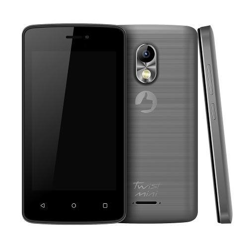 Smartphone Positivo Twist Mini S430 Camera 8MP, Bluetooth, 3G, Android 6.0, Dual Core - Cinza
