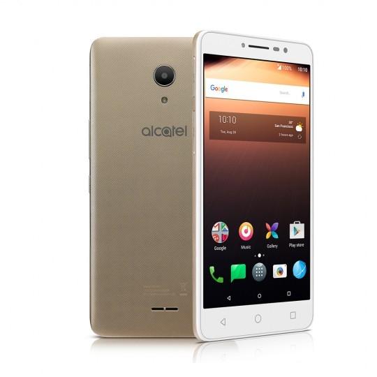 Smartphone Alcatel A3 XL 9008J RAM 2GB, 16GB, Quad-Core, Câmera 8MP - Dourado