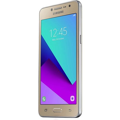 Smartphone Samsung Galaxy J2 Prime TV Dual Chip Android Tela 5 16GB 4G Câmera 8MP - Dourado