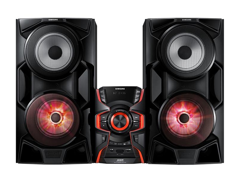 Mini System Audio Samsung MX-HS6500 2000W 2.2Ch 220V