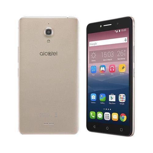 Smartphone Alcatel Pixi4, 6 polegadas 8050E Dourado, Dual Chip, Tela 6