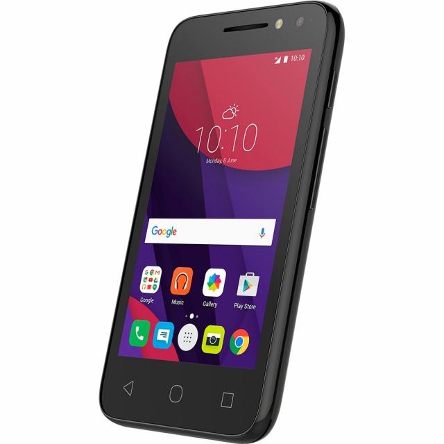 Smartphone Alcatel Pixi4 4 Polegadas 4034E - Preto