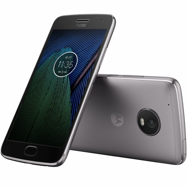 Smartphone Motorola Moto G5 Plus TV Digital 32GB XT1683 Platinum