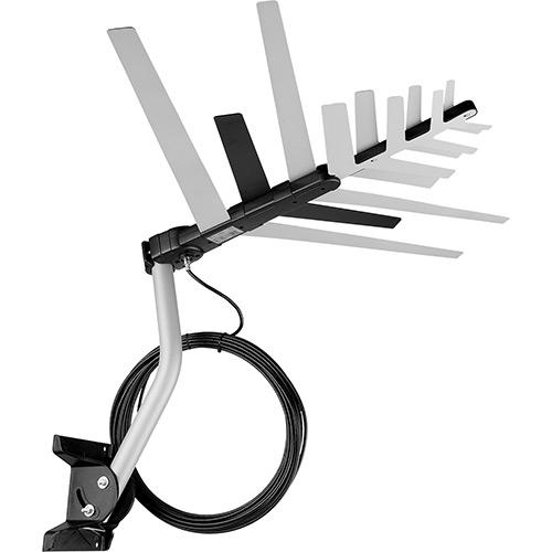 Antena Externa para TV DTV2000 VHF/UHF - Aquário