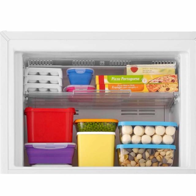 Refrigerador Consul Bem Estar CRM45B Frost Free com Compartimento Extra Frio 407L - Branco