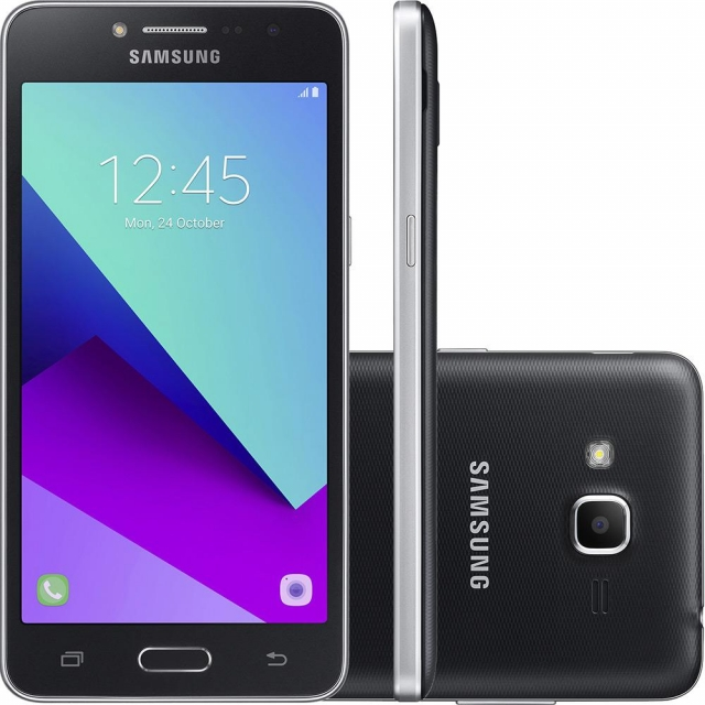 Smartphone Samsung Galaxy J2 Prime TV Dual Chip Android Tela 5 16GB 4G Câmera 8MP - Preto
