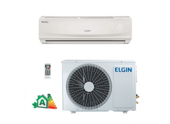 Ar Condicionado Split 12000 Btus Frio 220v Elgin Eco Plus FI12B