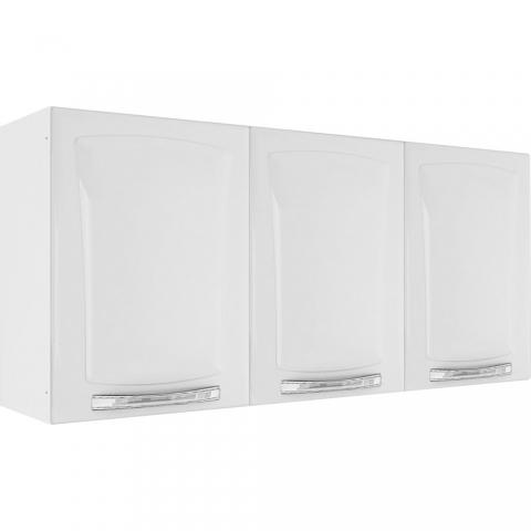 Armário de Parede Itatiaia Itanew IP3-120 3 Portas Branco