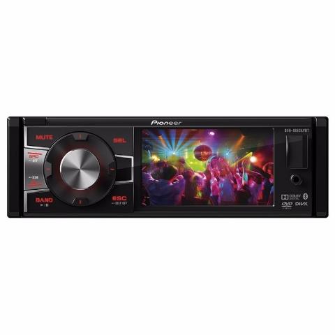 Auto Radio Pioneer 3.5 Pol , Dvd, Bluetooth DVH-8880AV