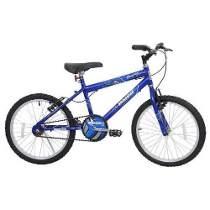 Bicicleta Aro 20 Cairu Super Boy Masculina Azul