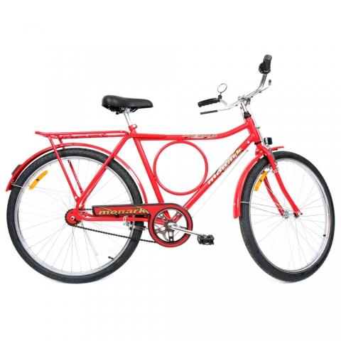 Bicicleta Aro 26 Barra Circular FI - Monark