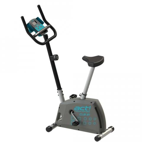Bicicleta Ergométrica Act Home Fitness CLB 21 Premium