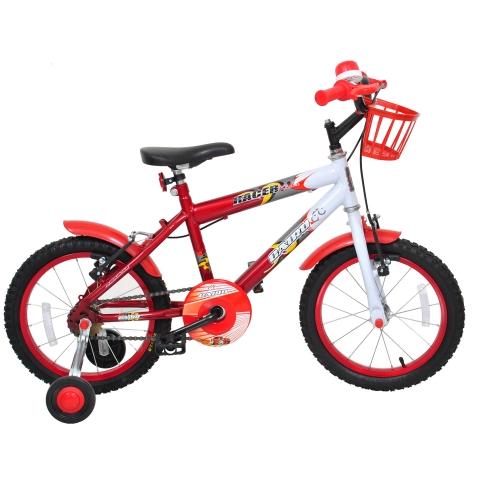Bicicleta Infantil Aro 16 Cairu Race Kids  Personal Vermelha