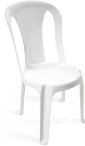 Cadeira Plagon Bistro Catuama Branca
