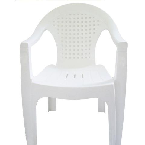 Cadeira Plagon Tamandare Branca