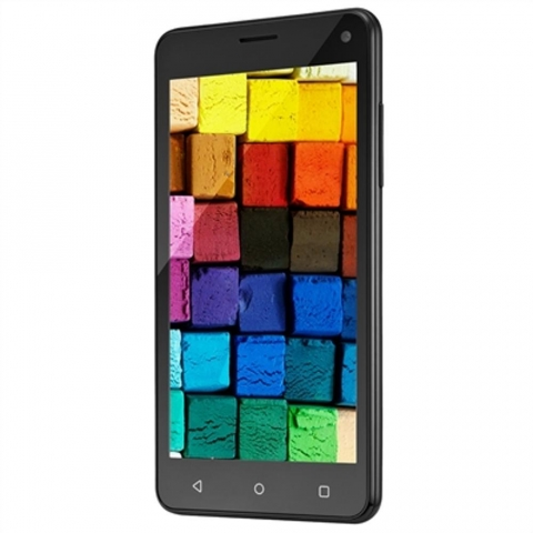 Celular Multilaser Ms50 5 Polegadas 80mp 3g Quad Core 8gb - Preto