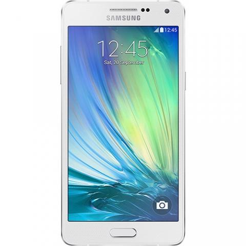 Celular Smartphone Samsung Galaxy A5 Dual Chip Desbloqueado Android 4.4 Tela 5 16GB 4G Câmera 13MP Branco