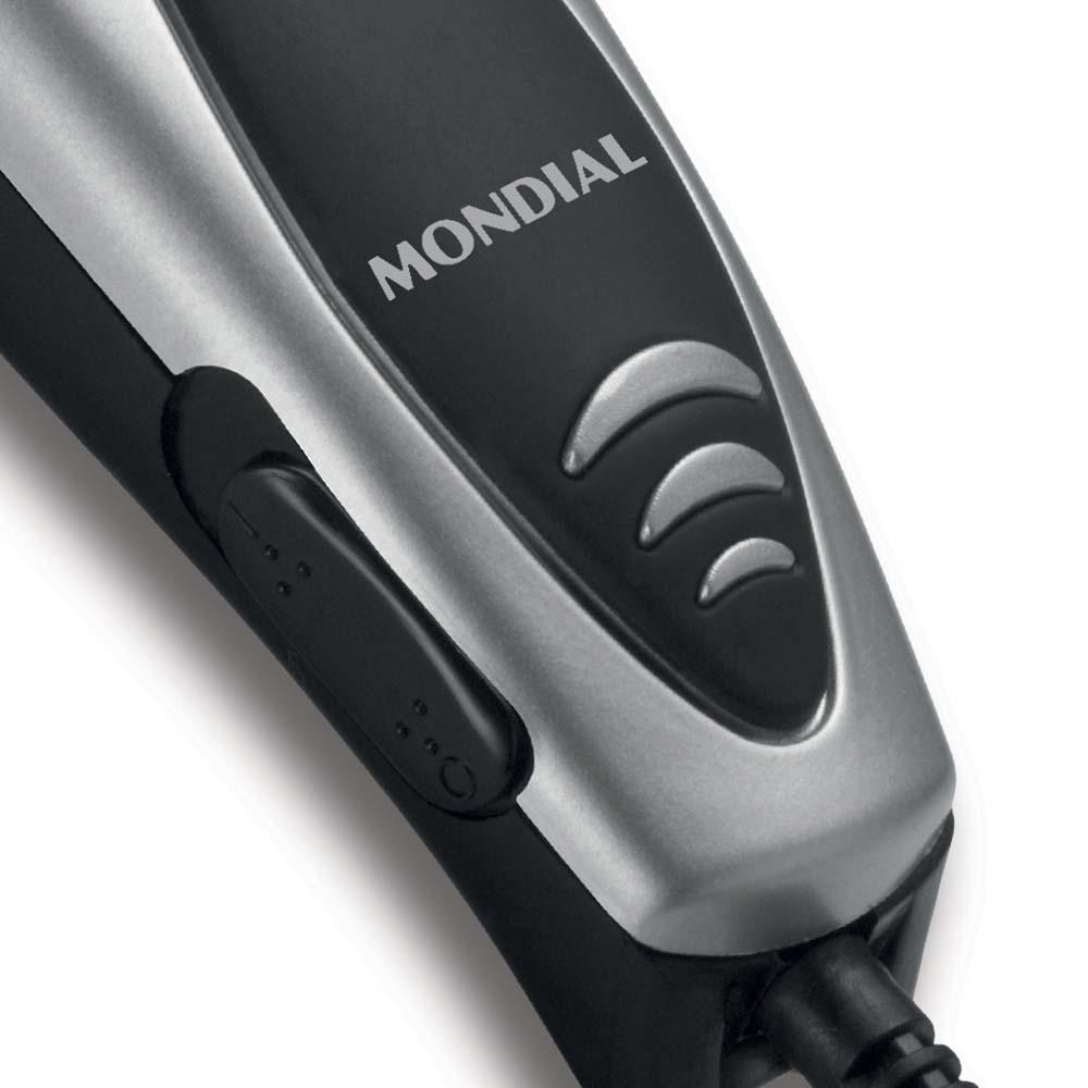 Cortador de Cabelos Mondial CR-02 Hair Stylo