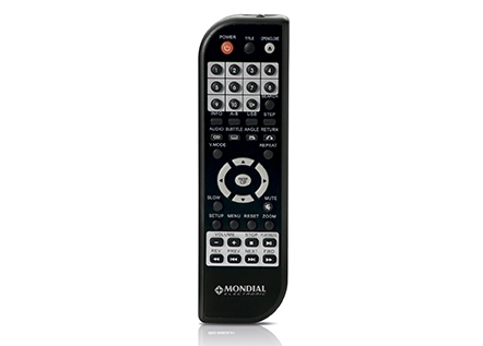 DVD Player Mondial, USB, Função Karaokê - D15