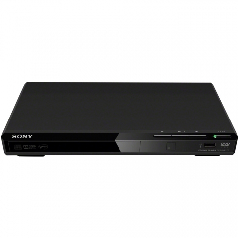 DVD Player Sony DVP-SR370 com entrada USB Frontal