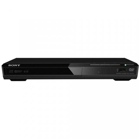 DVD Player Sony DVP-SR370 com entrada USB Frontal