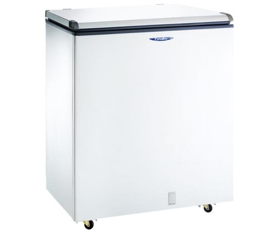 Freezer Esmaltec Horizontal 215 Litros EFH250 Branco - 12090