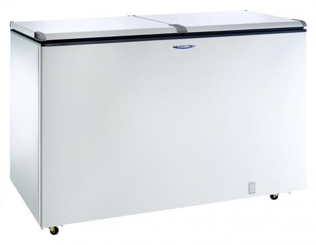 Freezer Esmaltec Horizontal EFH-500 439L