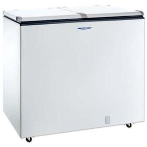 Freezer Horizontal Esmaltec EFH350 2 portas 305 litros