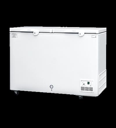 Freezer Horizontal Fricon, 411 Litros, Dupla Ação, Branco, HCED 411
