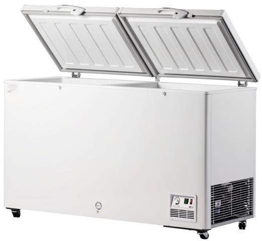 Freezer Horizontal Fricon, 503 Litros, Dupla Ação, Branco, HCED 503