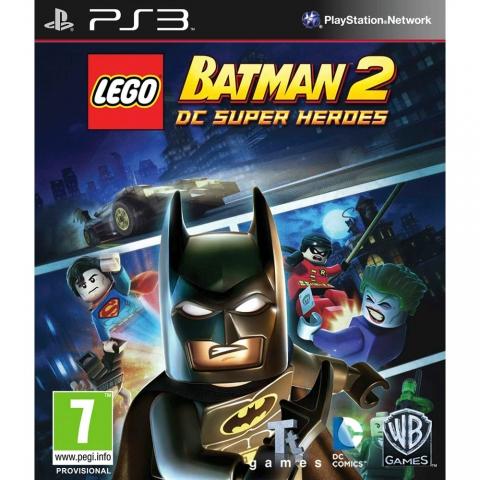 Game LEGO Batman 2 PS3