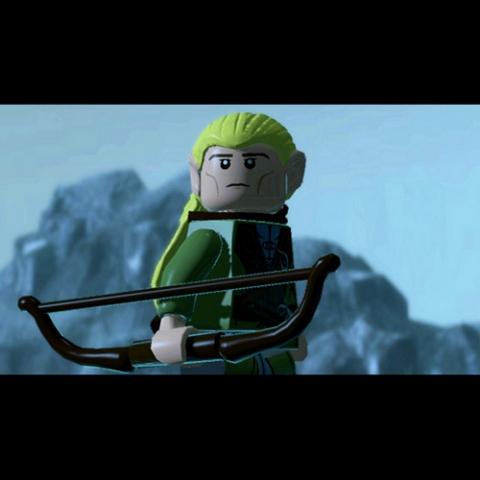 Game Lego O Senhor dos Anéis Edição Limitada PS3