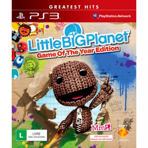 Game Little Big Planet PS3
