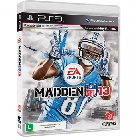 Game Madden 13 PS3