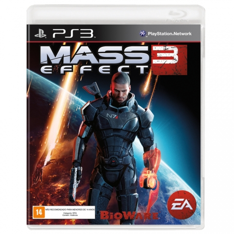 Game Mass Effect 3 PS3