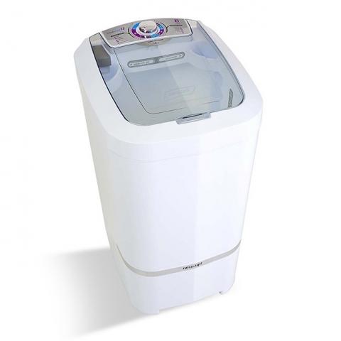 Lavadora de Roupas Newmaq 12 kg New Up! - Branca