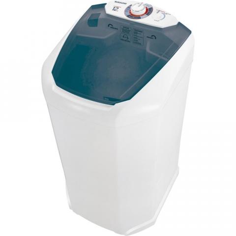 Lavadora de Roupas Suggar Lavamatic 12kg Branco LC1232