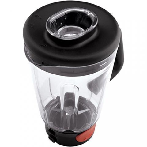 Liquidificador Arno Clic'Lav LN72 Preto 600W